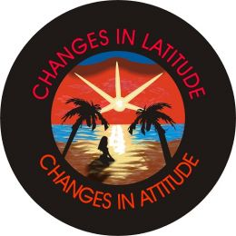 Changes in Latitude Spare Tire Cover