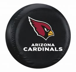 Arizona Cardinals Standard Spare Tire Cover w/ Officially Licensed Logo