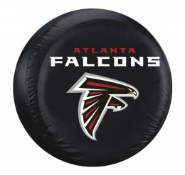 Atlanta Falcons Standard Spare Tire Cover w/ Officially Licensed Logo