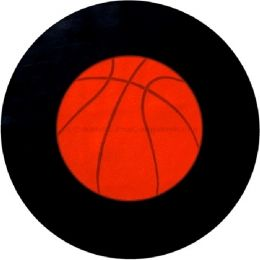 Basketball Spare Tire Cover