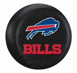 Buffalo Tire Cover w/ Bills Logo - Standard Size