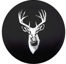 Deer Buck Hunting Spare Tire Cover