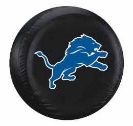 Detroit Lions Large Spare Tire Cover w/ Officially Licensed Logo
