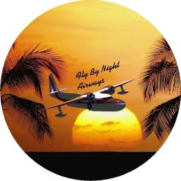 Fly By Night Spare Tire Cover