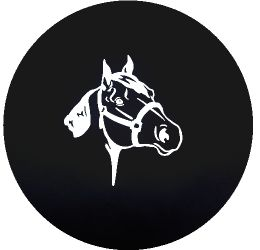 Horse Spare Tire Cover for Jeeps