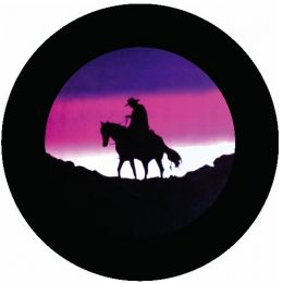 Lonesome Cowboy Spare Tire Cover