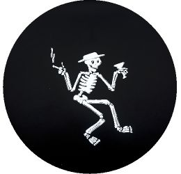 Mr. Bones Spare Tire Cover