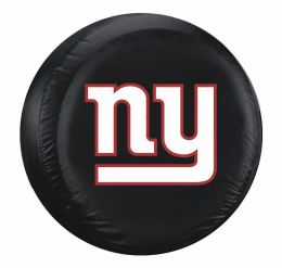 New York Giants Standard Spare Tire Cover w/ Officially Licensed Logo