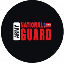 Army National Guard Spare Tire Cover