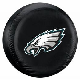 Philadelphia Eagles Large Spare Tire Cover w/ Officially Licensed Logo