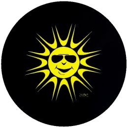 Sun Lover Spare Tire Cover