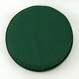 Plain Hunter Green Spare Tire Cover