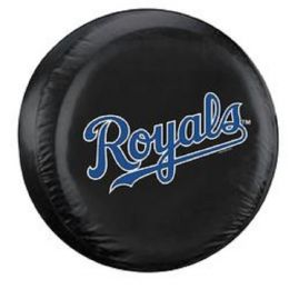 Kansas City Royals Standard Spare Tire Cover w/ Officially Licensed Logo