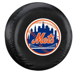 New York Mets Standard Spare Tire Cover w/ Officially Licensed Logo