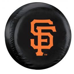 San Francisco Spare Tire Cover w/ Giants Logo - Standard Size