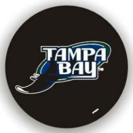 Tampa Bay Rays Standard Spare Tire Cover w/ Officially Licensed Logo