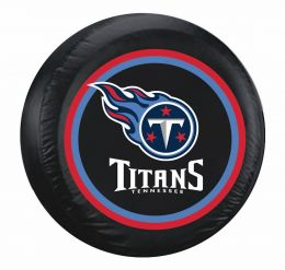 Tennessee Titans Large Spare Tire Cover w/ Officially Licensed Logo