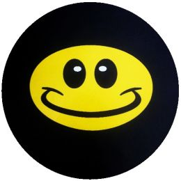 Wild Smiley Spare Tire Cover