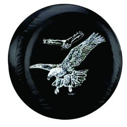 Flying Eagles Spare Tire Cover