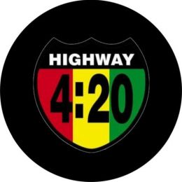 Highway 420 Spare Tire Cover