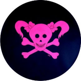 Pink Jolly Ginger Spare Tire Cover