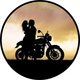 Lovers Weekend Spare Tire Cover