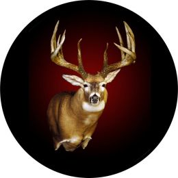 Russ's Deer Spare Tire Cover