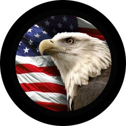 USA Eagle Spare Tire Cover